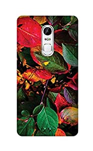 ZAPCASE Printed Back Cover for Lenovo Vibe X3
