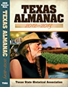 Texas Almanac 2012-2013 - Flexbound