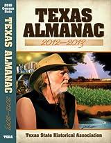 Texas Almanac 2012-2013 - Hardcover