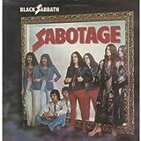 SABOTAGE LP (VINYL ALBUM) UK NEMS 1980