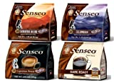 Senseo 4-flavor Coffee Variety Pack V - Bolder (Pack of 4)
