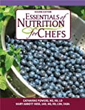img - for Essentials of Nutrition for Chefs 2nd Edition by Catharine Powers and Mary Abbott Hess (January 1, 2013) Hardcover book / textbook / text book