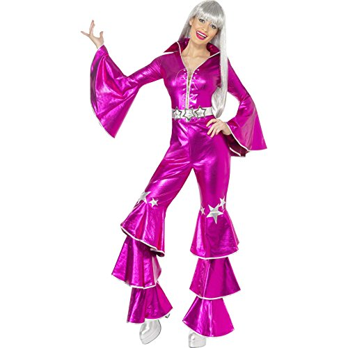 Pink Dancing Dream Jumpsuit Costume - Small or Medium