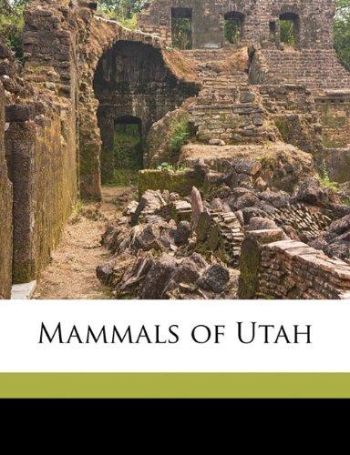 Mammals of Utah