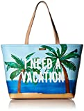 kate spade new york Breath Of Fresh Air I Need A Vacation Francis Tote Bag
