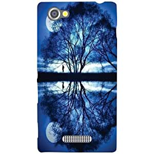Sony Xperia M Back Cover - Adorable Designer Cases