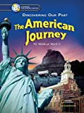 The American Journey California Student Edition (0078693861) by Joyce Appleby