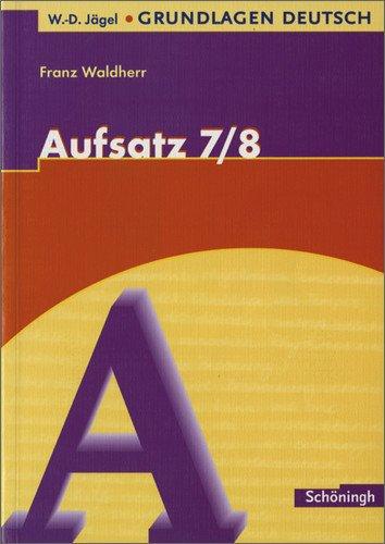 deutschaufsatz für anfänger