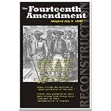 Civil War - 14th Amendment Poster