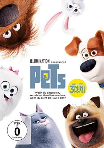 Pets [Alemania] [DVD]