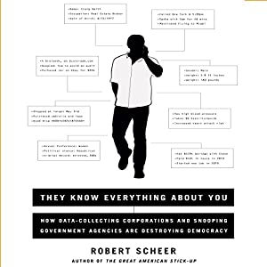 They Know Everything About You Audiobook