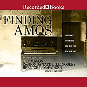 Finding Amos Audiobook