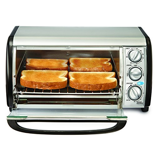 Bella 14326 4-Slice Toaster Oven - Toast, Bake, Broil, and More (Toast Oven Pans compare prices)