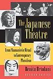 The Japanese Theatre (0691043337) by Ortolani, Benito