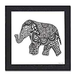 Elephant Pen & Ink