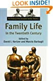 Family Life in the Twentieth Century: The History of the European Family Volume 3