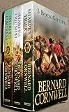 Bernard Cornwell 3 Book Giftset: Sharpe's Triumph / Sharpe's Tiger / Sharpe's Fortress