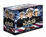 echange, troc JAG - Intégrale des saisons 1 à 10 - coffret 54 DVD