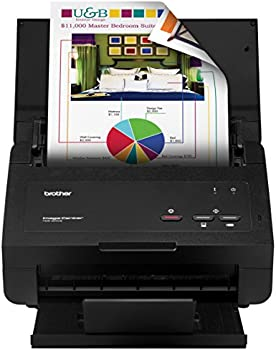 Brother High-Speed Document Scanner
