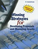 img - for Winning Strategies for Developing Proposals and Managing Grants book / textbook / text book