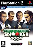 echange, troc World Championship Snooker 2004