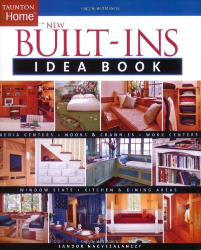 New Built-Ins Idea Book (Taunton Home Idea Books) front-687852