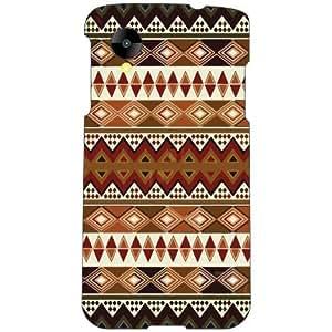 LG Nexus 5 LG-D821 Back Cover - Traditional Print Designer Cases