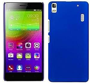 Unistuff ( TM ) Matte Hard Case Back Cover for Lenovo K3 Note (Royal Blue)
