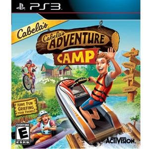 NEW Cabela's Adventure Camp PS3M (Videogame Software)