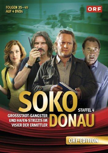 SOKO Donau: Staffel 4 [4 DVDs]