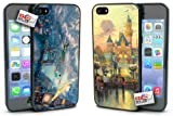 Disney Peter Pan and Disneyland Mickey Mouse Hard Case COMBO TWO PACK for iPhone 5/5s