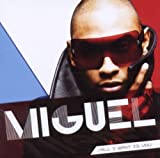 Miguel All I Want Is You by Miguel (2010) Audio CD
