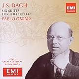 Pablo Casals EMI Masters - Cello Suites / Pablo Casals