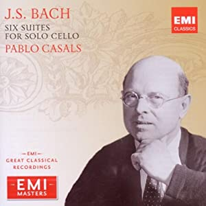 EMI Masters - Cello Suites / Pablo Casals