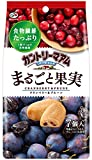 不二家 カントリーマアムまるごと果実(クランベリー&プルーン) 7コ(コホウソウシテアリマス。)×5個