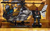 Soldier Force VI Storm Vehicle (CAMO HELICOPTER) Playset