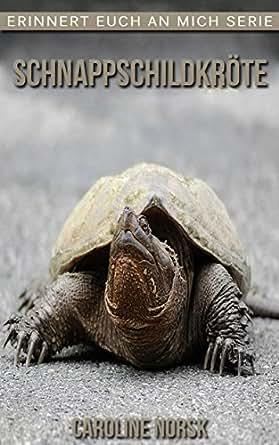 Schnappschildkröte: Ein Kinderbuch mit erstaunlichen Fotos und