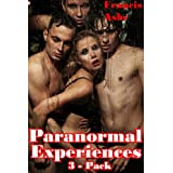 Paranormal Experiences 3-pack (paranormal sex bundle)by Francis Ashe