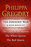img - for Philippa Gregory's The Cousins' War 3-Book Boxed Set: The Red Queen, The White Queen, and The Lady of the Rivers book / textbook / text book