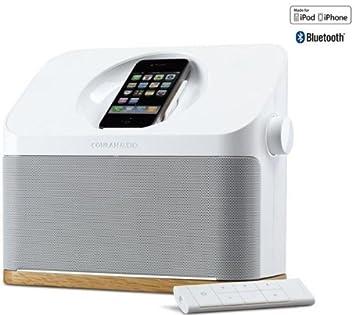 Conran Audio IPOD DOCK White CA0010 Enceintes PC / Stations MP3 RMS 30 W