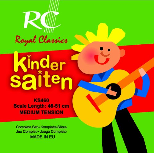 Royal Classics KSM460 Kindersaiten Nylon Guitar