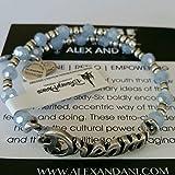 New Disney Alex and Ani Cinderella's Dream Beaded Wrap Bracelet