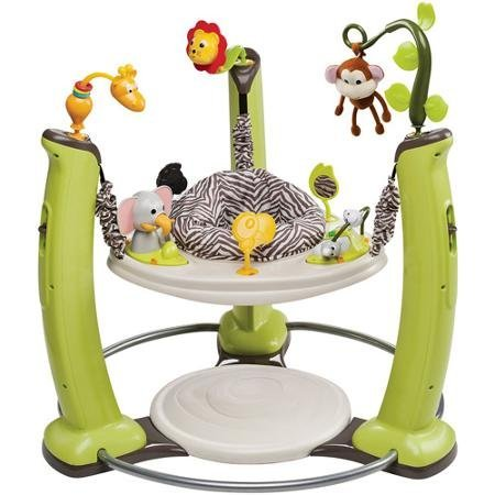 Evenflo, ( Jungle Quest ) Exersaucer Jump and Learn (Walking Swing Machine compare prices)