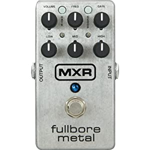 Sale on MXR M116 Fullbore Metal at Amazon