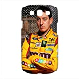 Best Kyle Busch NASCAR #18 Samsung Galaxy i9300 3D case Cover Faceplate Protector by NASCAR Phone Case