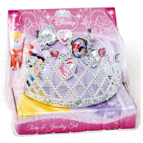 Simba Tiara And Jewellery Set - Disney Princess (Multicolor)