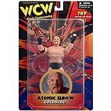 Wcw Monday Atomic Elbow Goldberg Figure