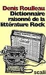 Dictionnaire raisonn� de la litt�ratu...