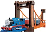 Thomas The Tank Engine: Set of Rickety Suspension Bridge Model Railroad