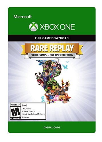 Rare-Replay-Xbox-One-Digital-Code